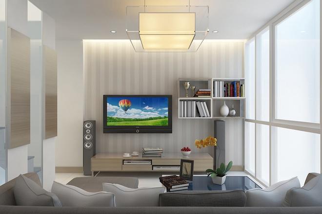 Mẫu thiết kế nhà nhỏ diện tích 3x6m đẹp hiện đại